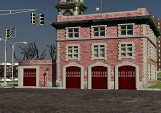 Firehouse/Queequeg