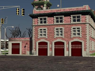 Firehouse/Queequeg